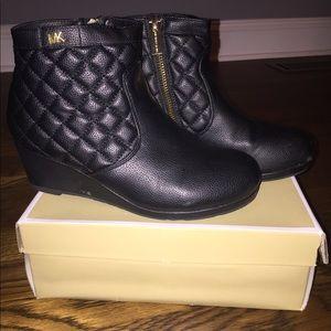 Authentic Michael Kor boots